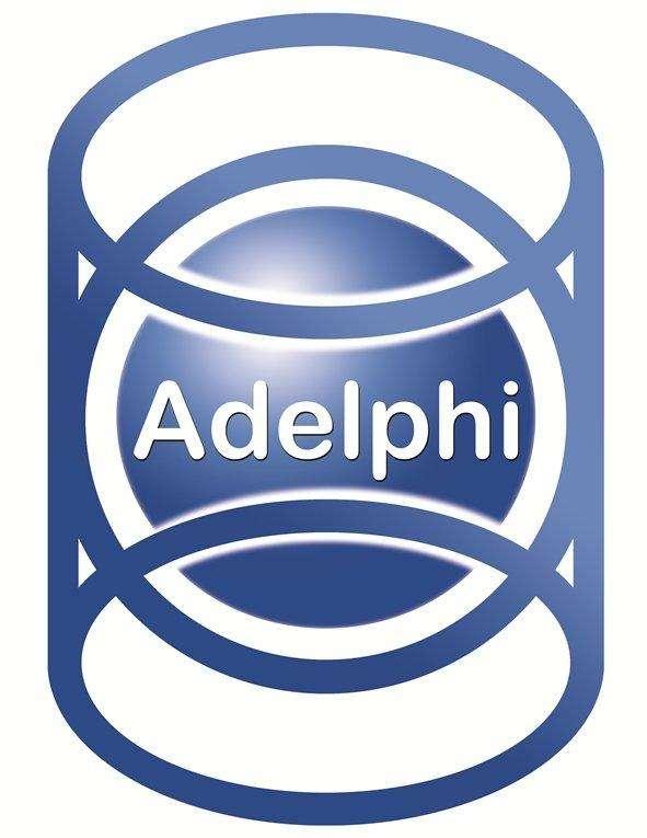 Adelphi Logo