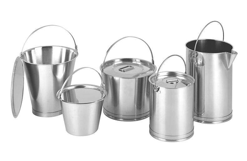 Stainless Steel Buckets Amp Pails Adelphi
