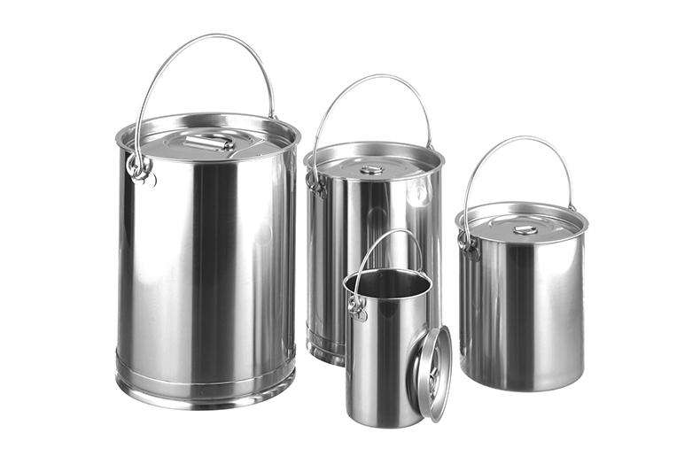 Paint Cans With Lids And Handles Pint