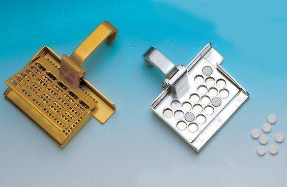 Tablet Amp Capsule Counting Tray Adelphi