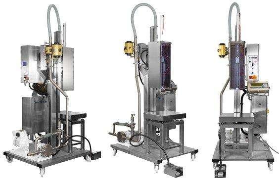 Semi Automatic Weigh Scale Filling Machine