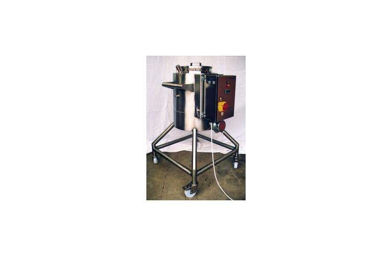 Water Jacketed Vessel