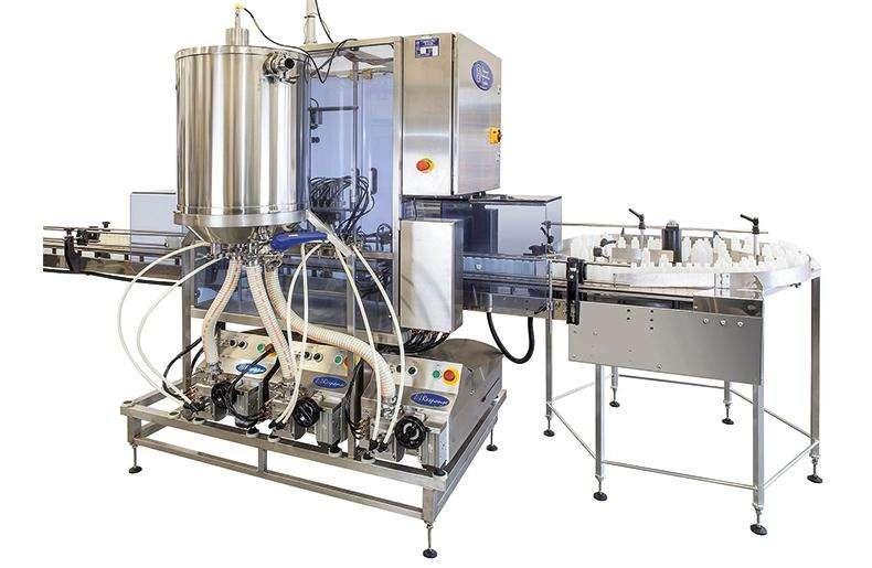 Automated Liquid Filling Machine | Adelphi