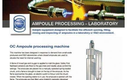 Adelphi Product Brochures | Adelphi
