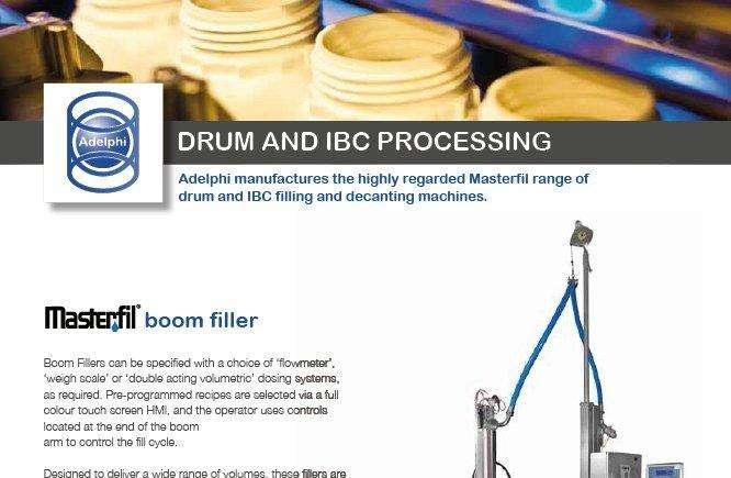 Drum & IBC Processing