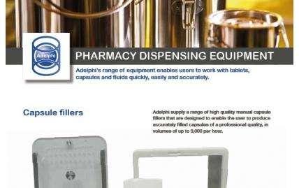 Pharmacy Dispensing Equipment