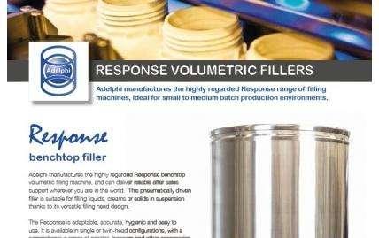 Response Volumetric Fillers