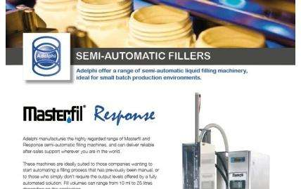 Semi-Automatic Fillers