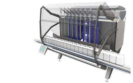 System F Liquid Filling Machine