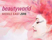 Beauty World Middle East 2016
