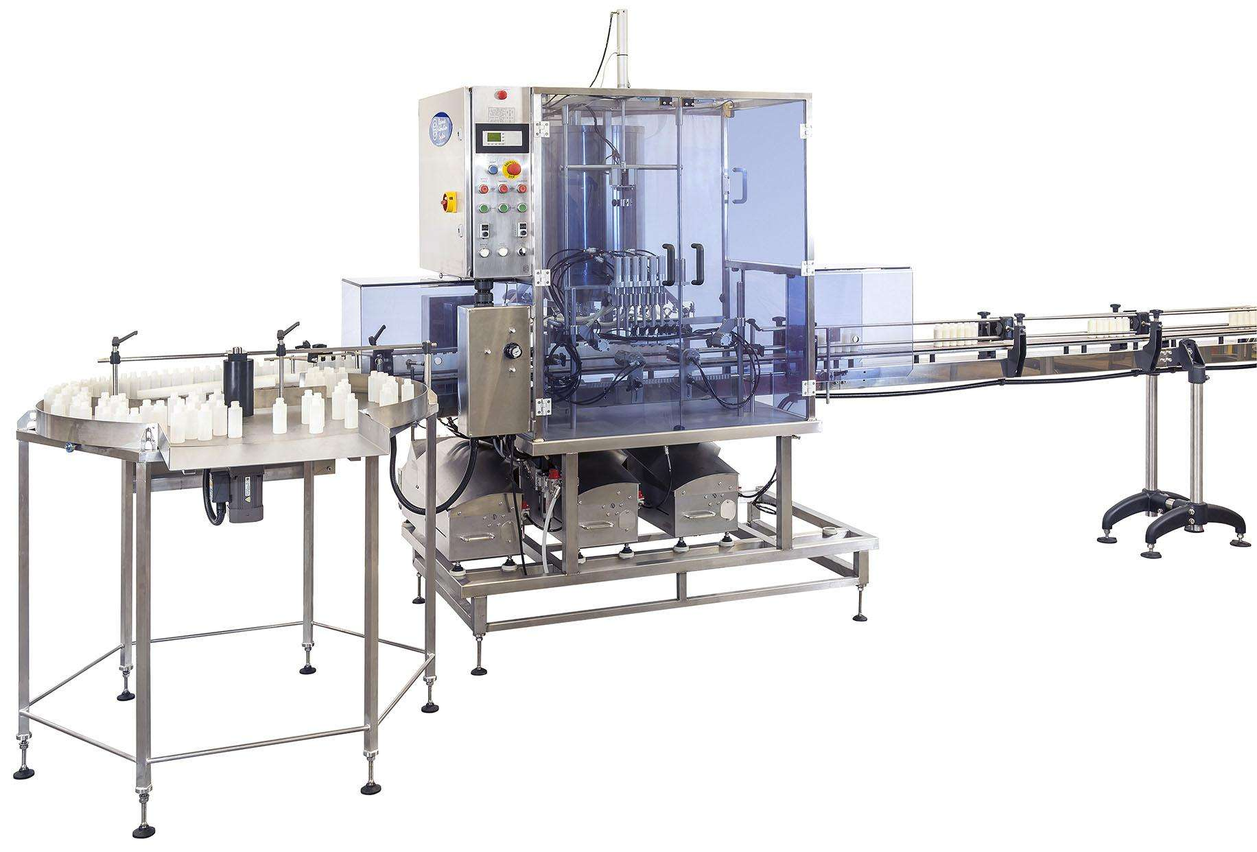 Response Automation automatic filling machine