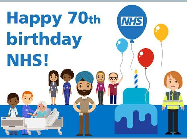 Adelphi celebrates the NHS turning 70