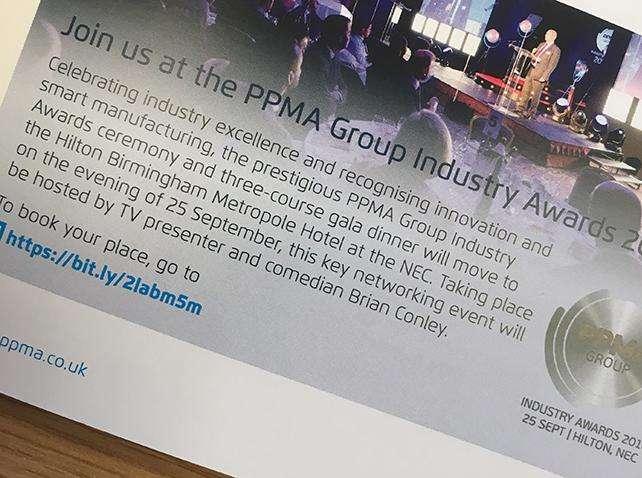 PPMA Awards 2018