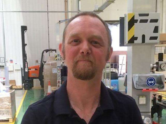Welcome Steve, our new mechanical fitter