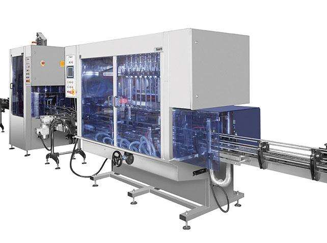 Adelphi Masterfil turnkey packaging lines