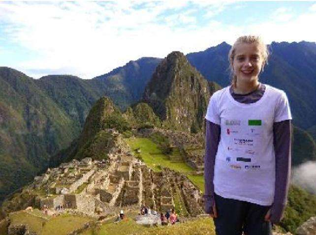 "Adelphi sponsor local student's ""trip of a lifetime"""
