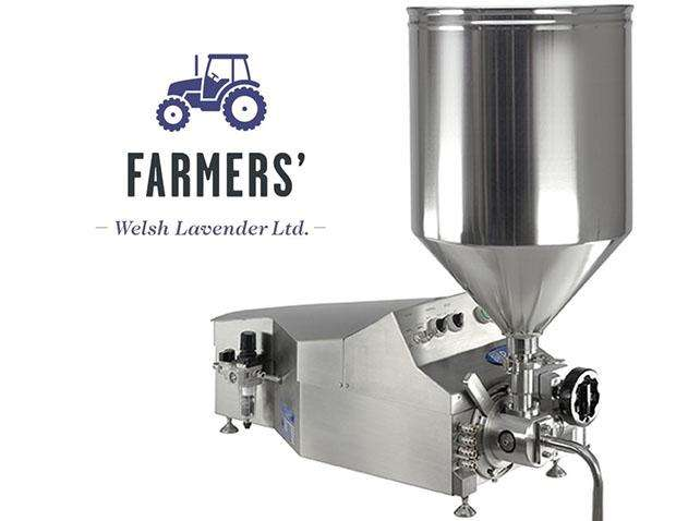 Glowing Review from FARMERS' Welsh Lavender