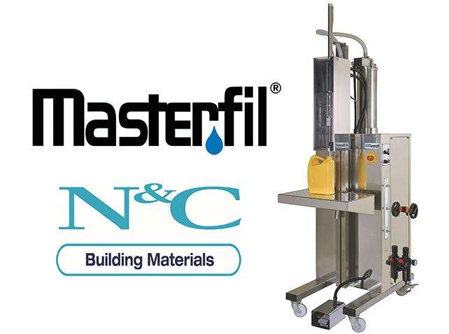 N&C Building Supplies' S5000-S filler