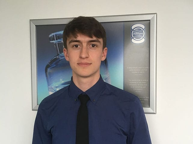 Welcome Joseph, our new apprentice Sales Administrator