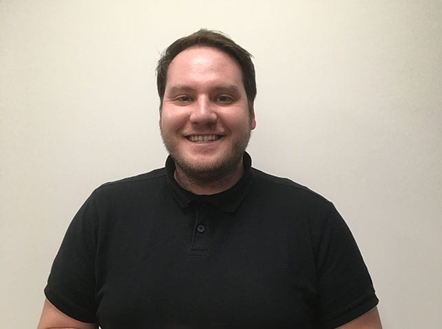 Welcome Tom, our new Lead Mechanical Design Engineer
