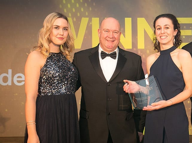 Adelphi recognised for training and apprenticeship initiatives