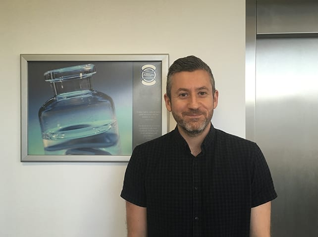 Welcome David, our new Controls & Automation Manager
