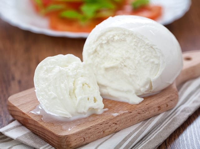 Mozzarella manufacturer automates production using Adelphi machine