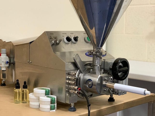 Ask the Expert – CBD Filling Equipment