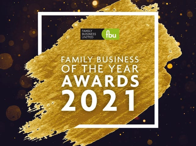 Adelphi are a Finalist at the Family Business of the Year Awards 2021